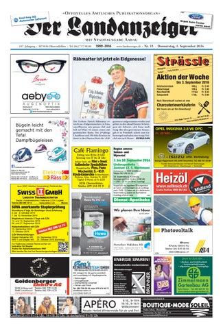 Der Landanzeiger 3516 by ZT Medien AG issuu