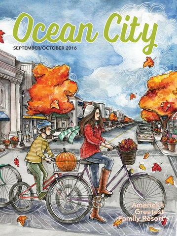 0b035edda2070 September 2016 Ocean City magazine by Ocean City Magazine - issuu
