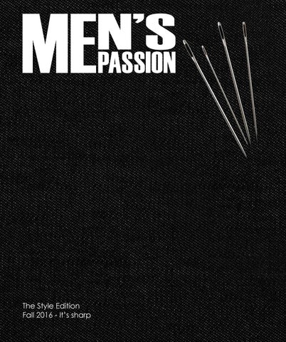 003b2ffbe41 Men's Passion #79 - September 2016 by Men's Passion Magazine - issuu