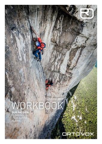 9cfd068b1d6df Workbook Summer 2017 EN by ORTOVOX - issuu