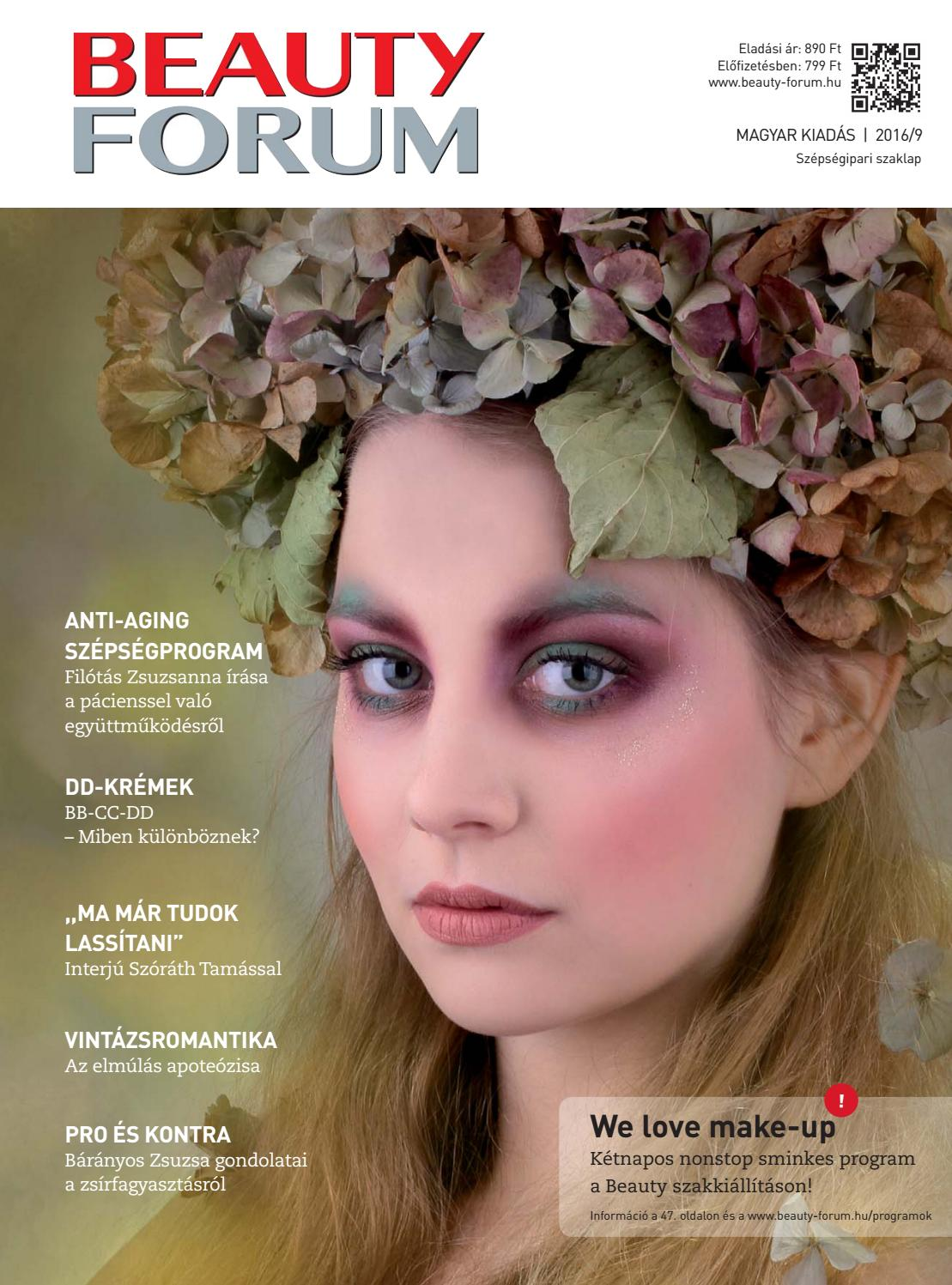 fcb73ceb8c Beauty Forum eMagazin by Health and Beauty Kft - issuu