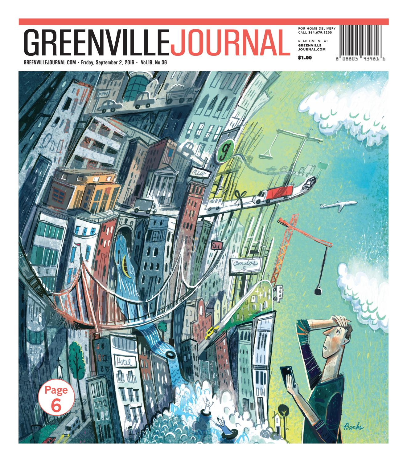 Sept. 2, 2016 Greenville Journal by Community Journals - issuu