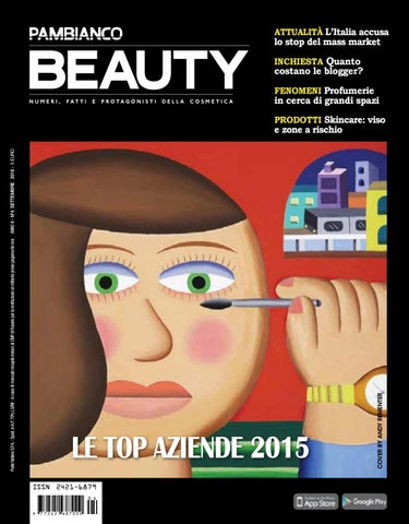 Pambianco beauty n ° 4 by Pambianconews - issuu d3b8f0161c5