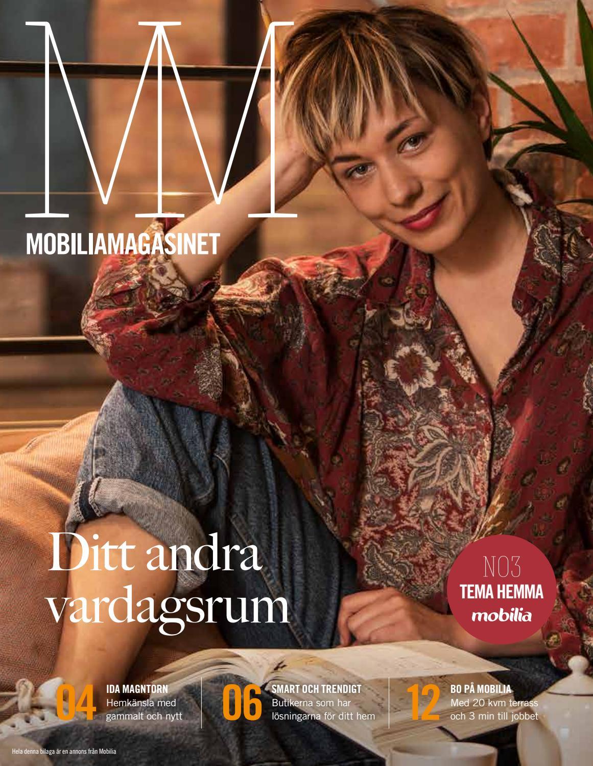 Mobilia magasinet nr03 by atrium ljungberg issuu for Mobilia 1