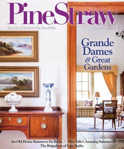 September Pinestraw 2016 By Pinestraw Magazine Issuu