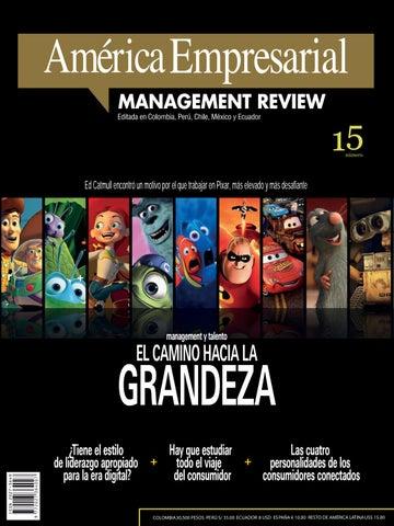 America Empresarial Management Review Ed. 15 by AMERICA EMPRESARIAL ... 3907b9c3f2d4
