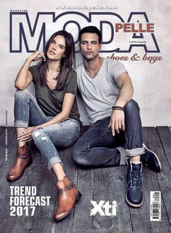 ModaPelle Shoes Bags sept 2016 by ModaPelle Magazines - issuu 13aa7e1e317