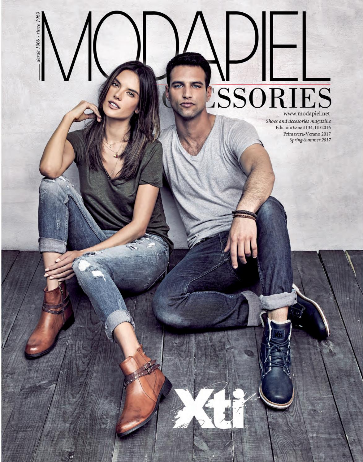 11490abe Modapiel & Accessories 134 Shoes and accessories magazine by Prensa Técnica  S.L. - issuu