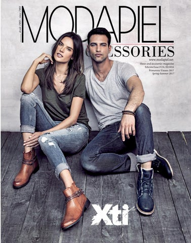e67cd7c389c Modapiel   Accessories 134 Shoes and accessories magazine by Prensa ...