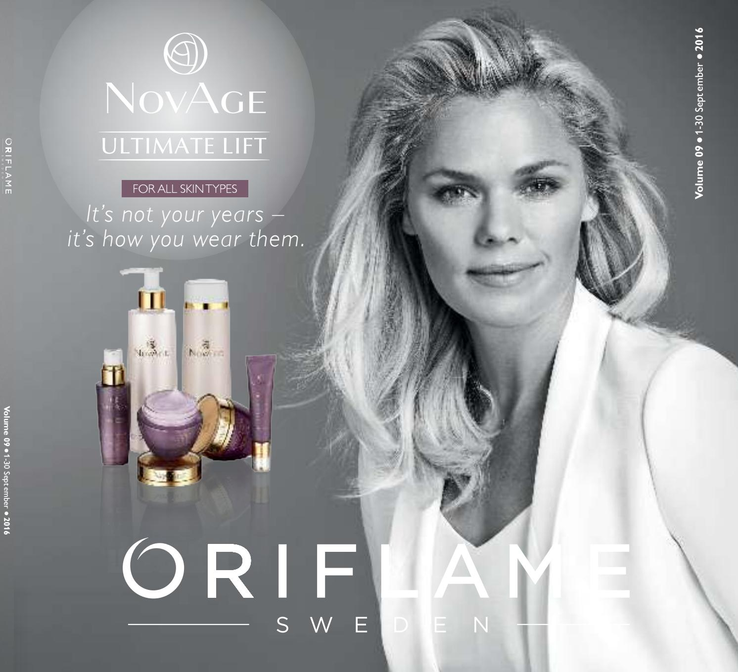 Oriflame INDIA line Catalogue 9 2016 by Reprezentant Produse Cosmetice issuu