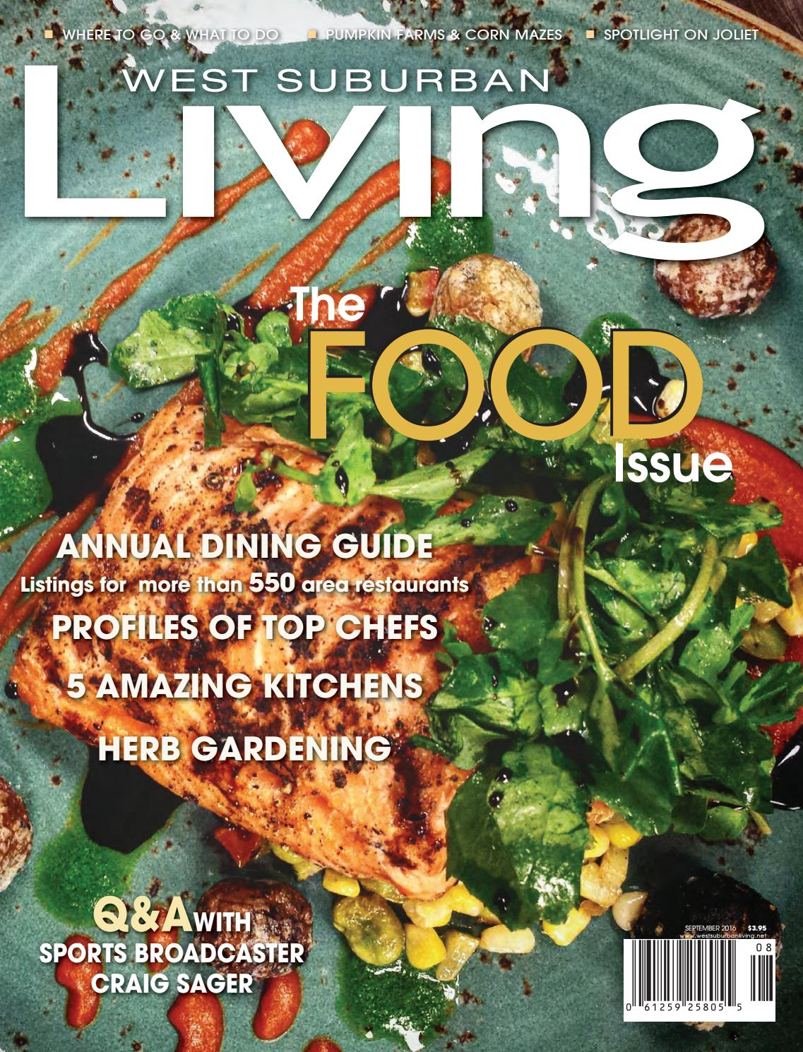 West Suburban Living September 2016 by West Suburban Living Magazine ...