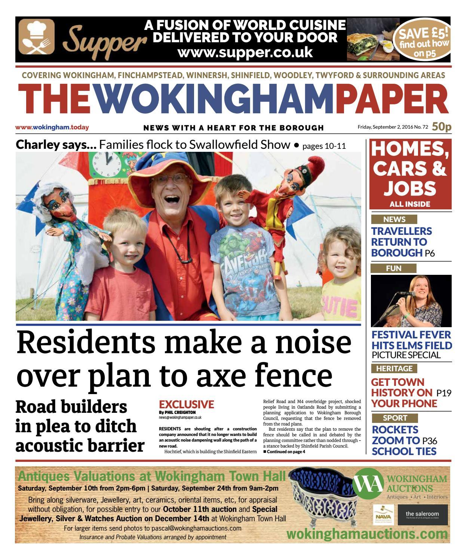 Nopeus dating Wokingham
