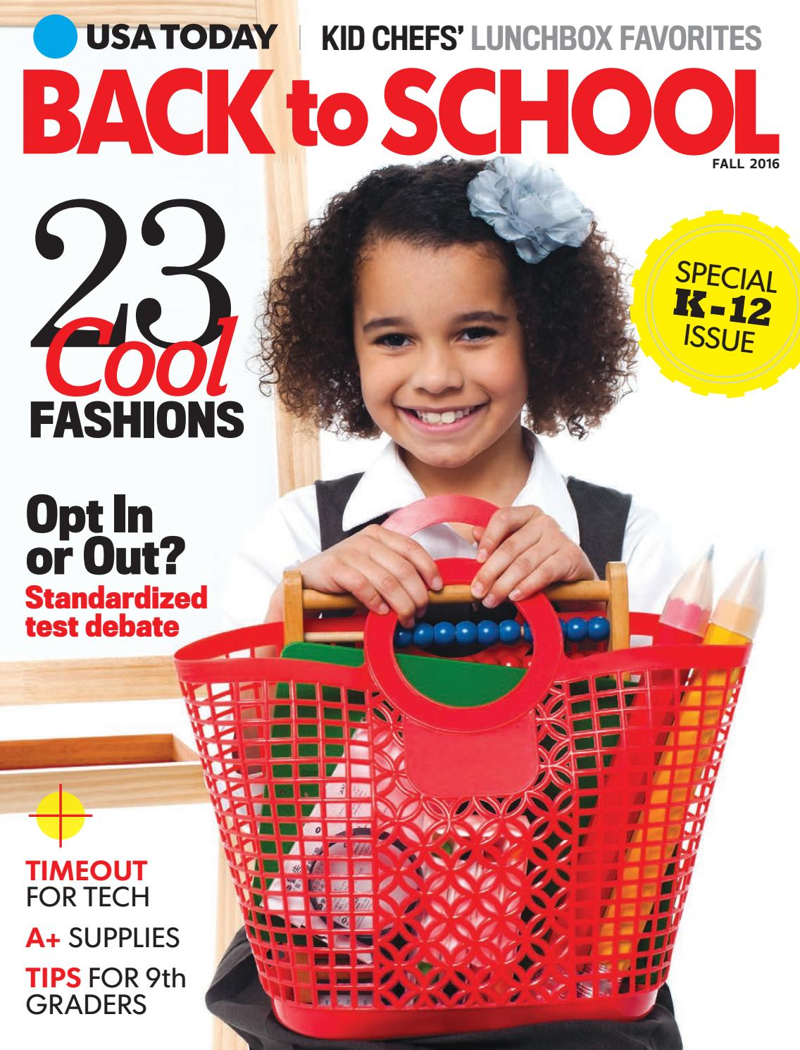 38987e80fa BACK TO SCHOOL by STUDIO Gannett - issuu