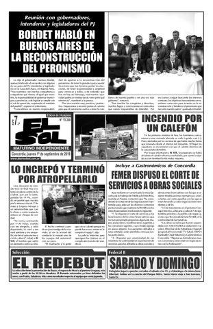 b495a410a Edicion con clasificados (jueves 01 septiembre 2016) by Diario El ...