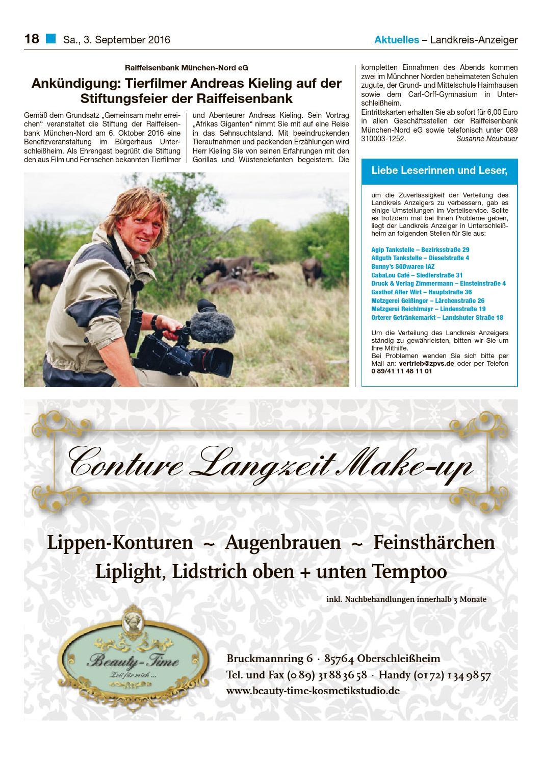 Lohhofer & Landkreis Anzeiger 35/16 by Zimmermann GmbH Druck ...