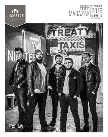 98f71b3f09f9f The Limerick Magazine - September 2016 ISSUE 12 by The Limerick ...