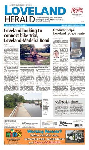 Loveland Herald 083116 By Enquirer Media Issuu