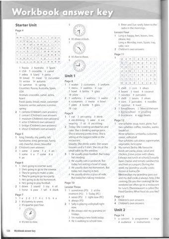 American headway starter b workbook download