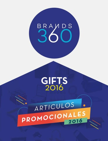 Gifts promocionales 2015 2016 compressed by Brands 360 - issuu 051886b84b9