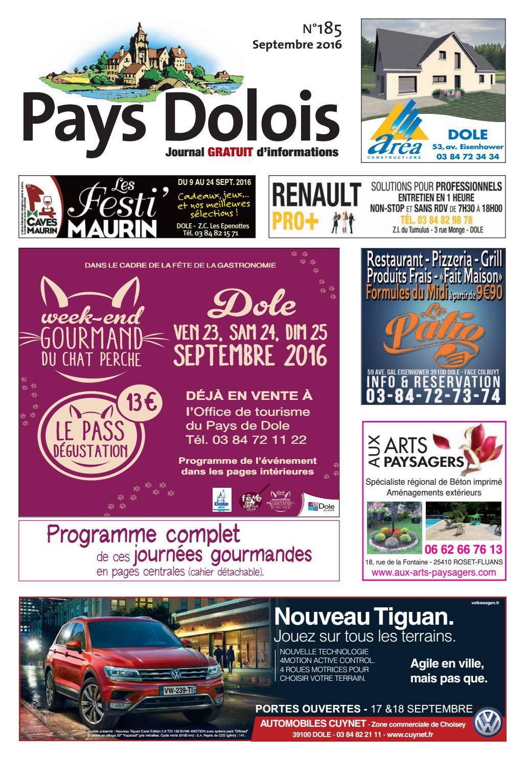 8aca42e92a5e6a Pays Dolois 185 by PAOH - issuu