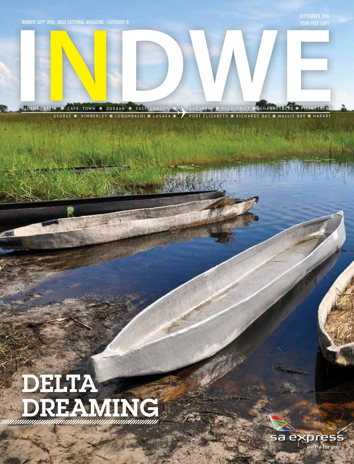 Indwe September 2016 By Tjt Media Online Issuu