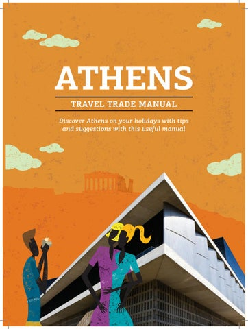 Athens Travel Trade Manual By Bookletia   Issuu