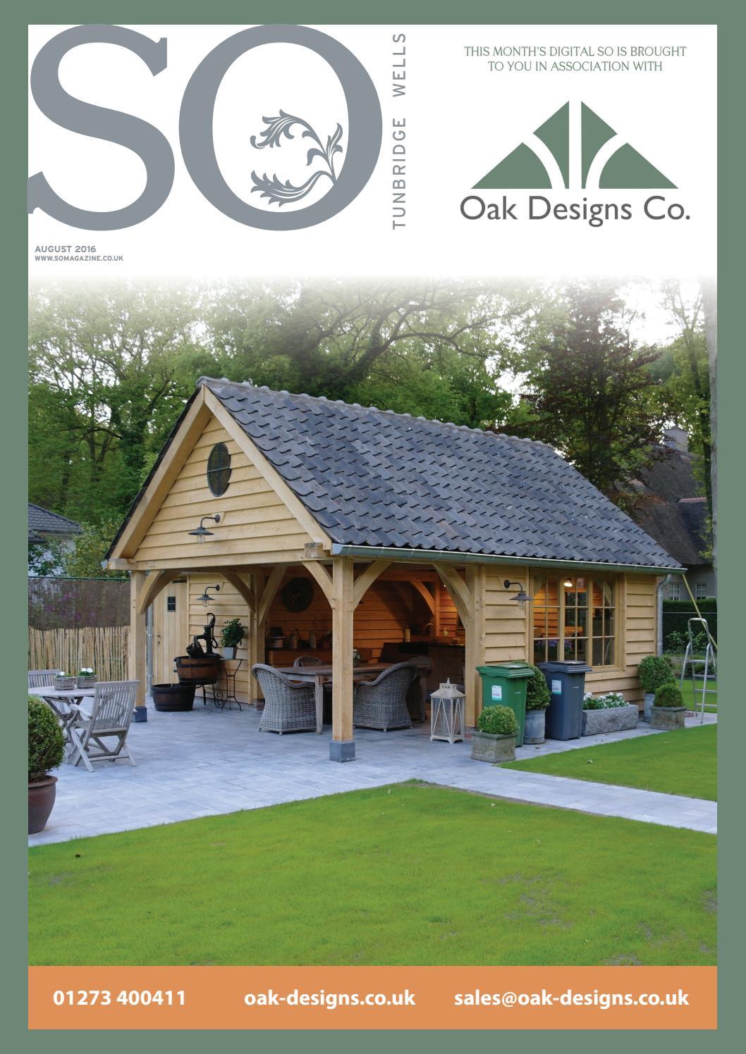 So Sevenoaks August 2016 by One Media - issuu
