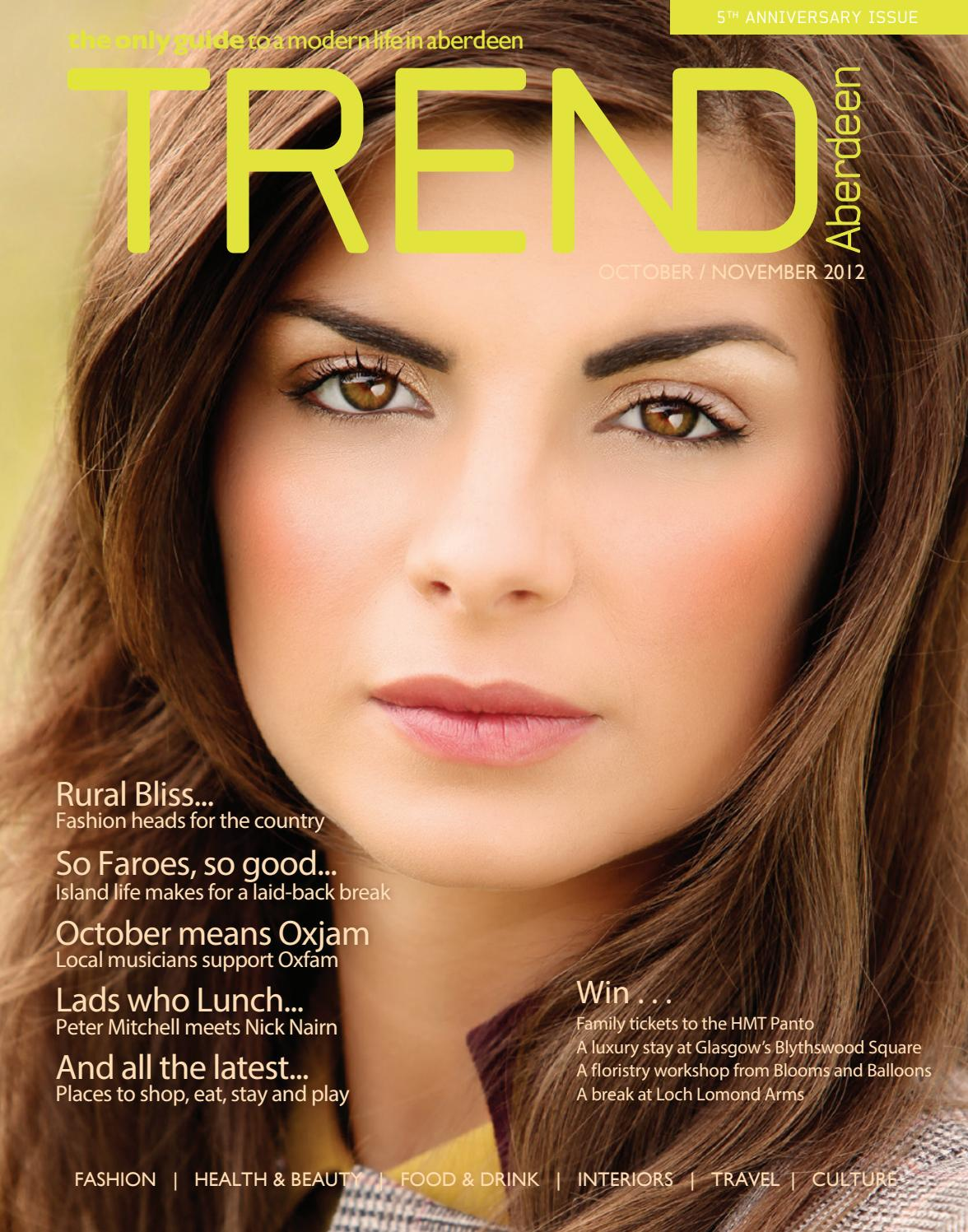 trend oct nov issue by trend productions ltd issuu