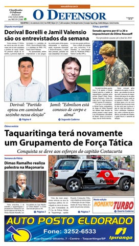 def775fba8f Jornal O Defensor 2 de setembro de 2016 by gabriel baglioti - issuu