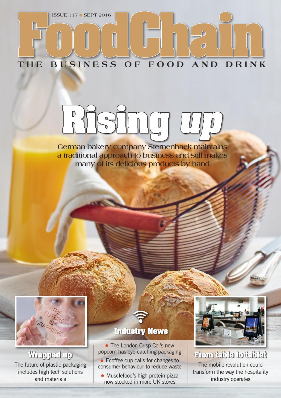 Foodchain Issue 117 September 2016 By Schofield Publishing Ltd Issuu Tester Nastar