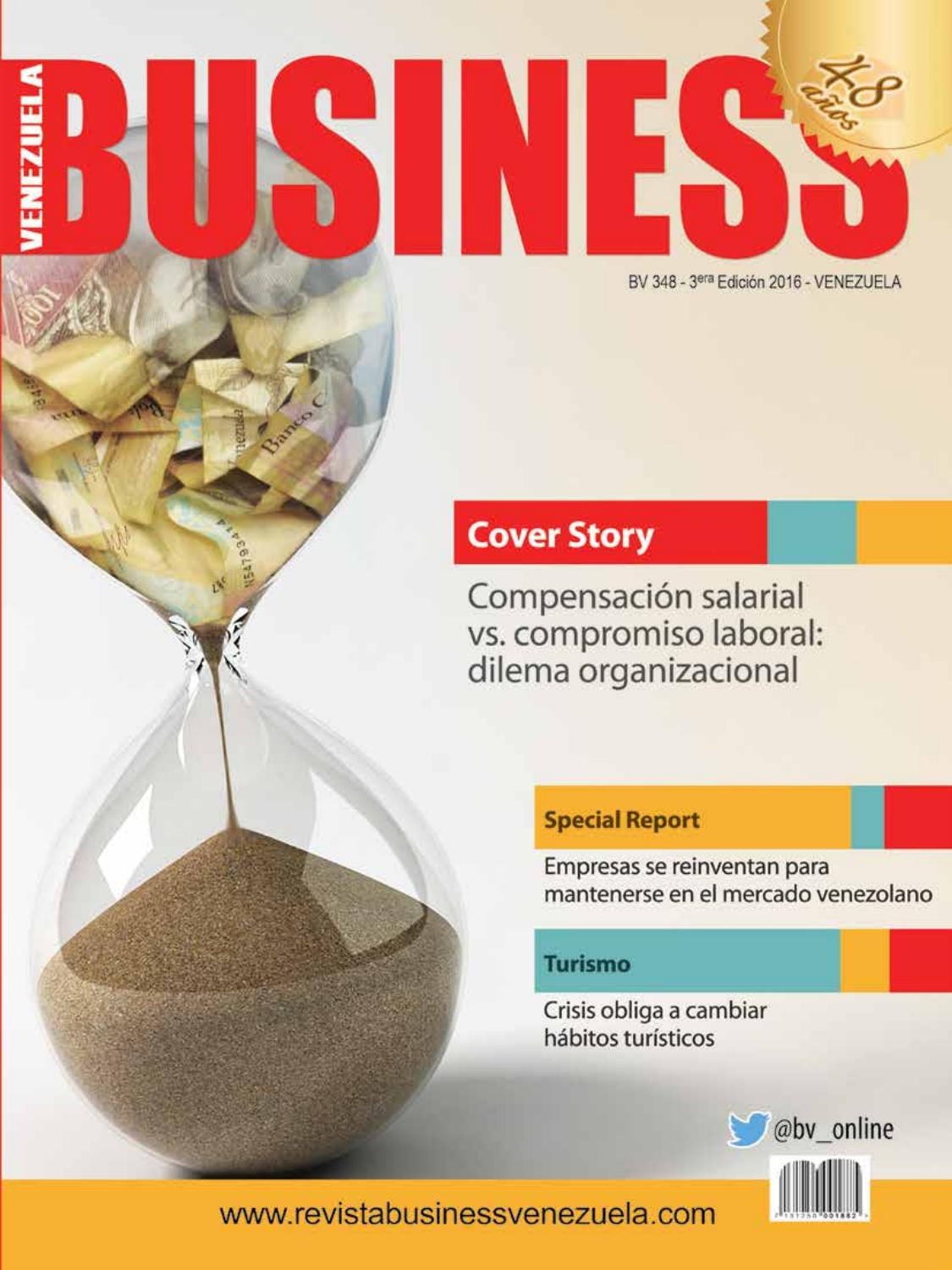 Business Venezuela N° 348 by Business Venezuela issuu