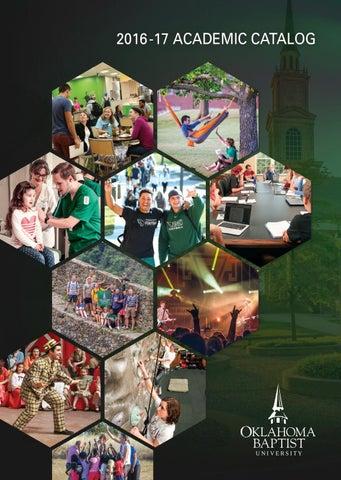 2016 17 academic catalog by oklahoma baptist university issuu page 1 fandeluxe Gallery