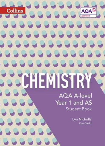 Aqa a level chemistry year 1 and as student book by collins issuu page 1 urtaz Choice Image