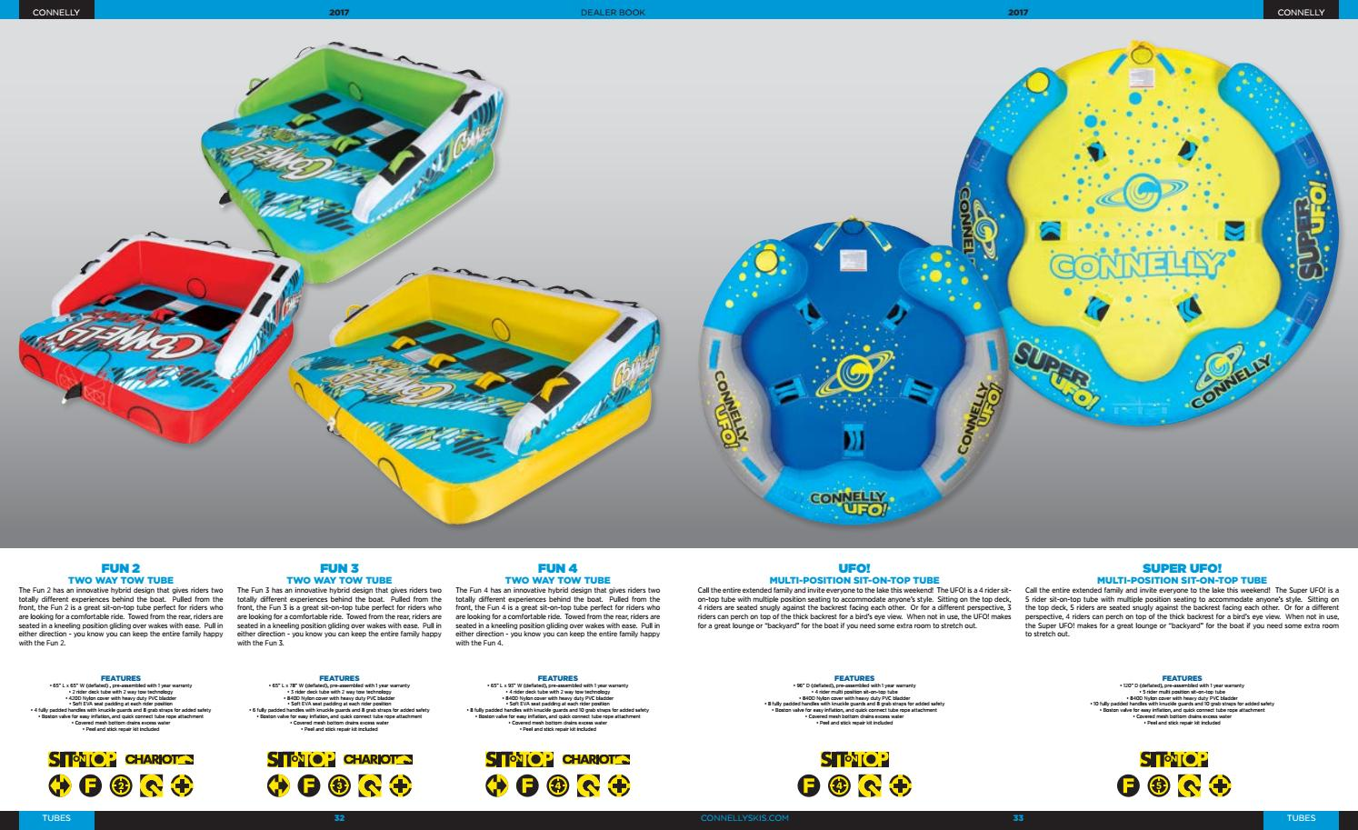 Connelly Skis Brochure - 2017 by Watersports World UK - issuu