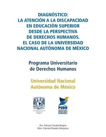 Pudh unam by programa universitario de derechos humanos issuu page 1 urtaz Images