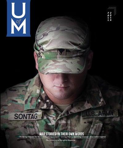 51844163b University of Memphis Magazine   Fall 2016 by University of Memphis ...