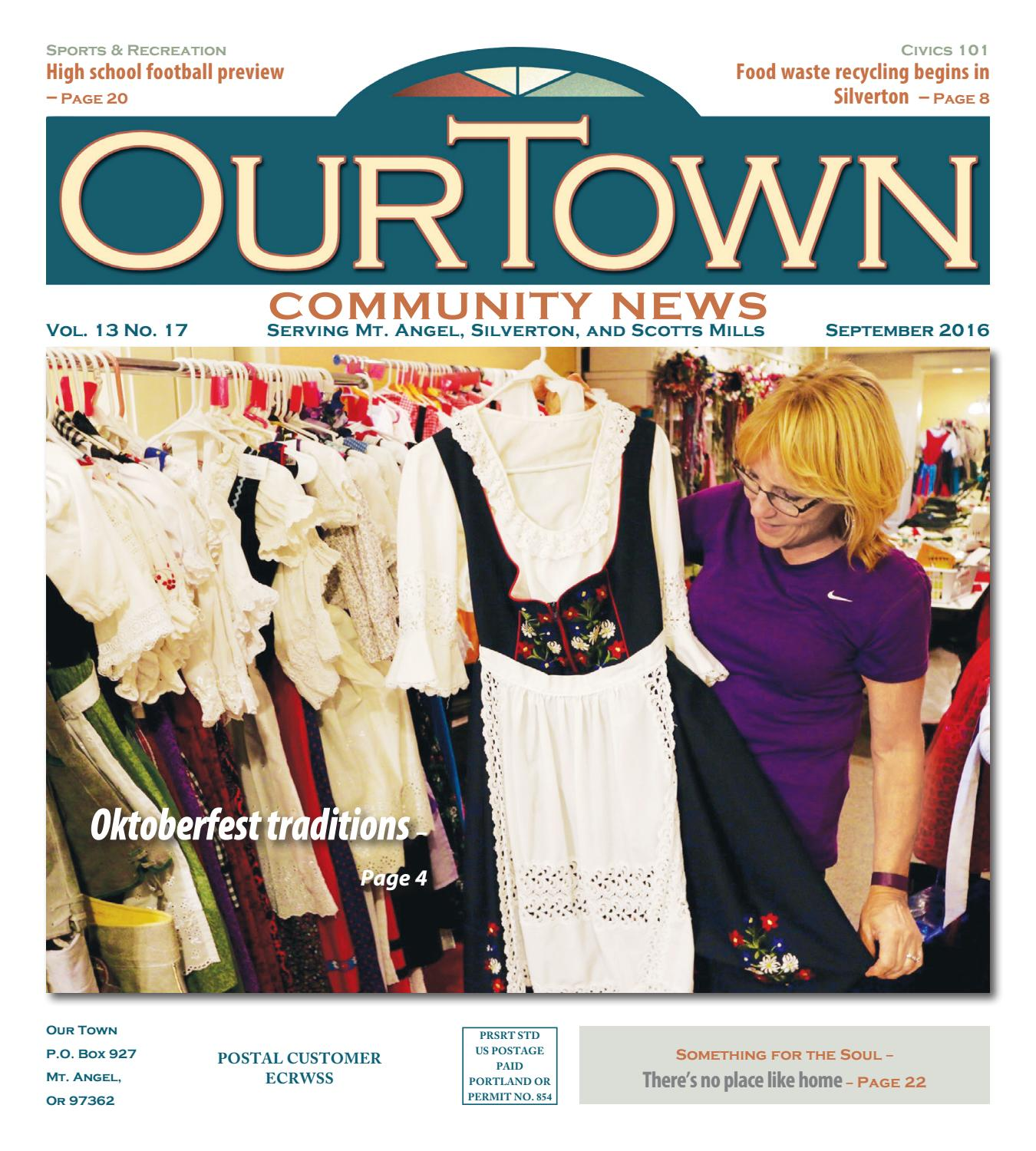 Our Town North: Sept  1, 2016 by MAP Publications - issuu