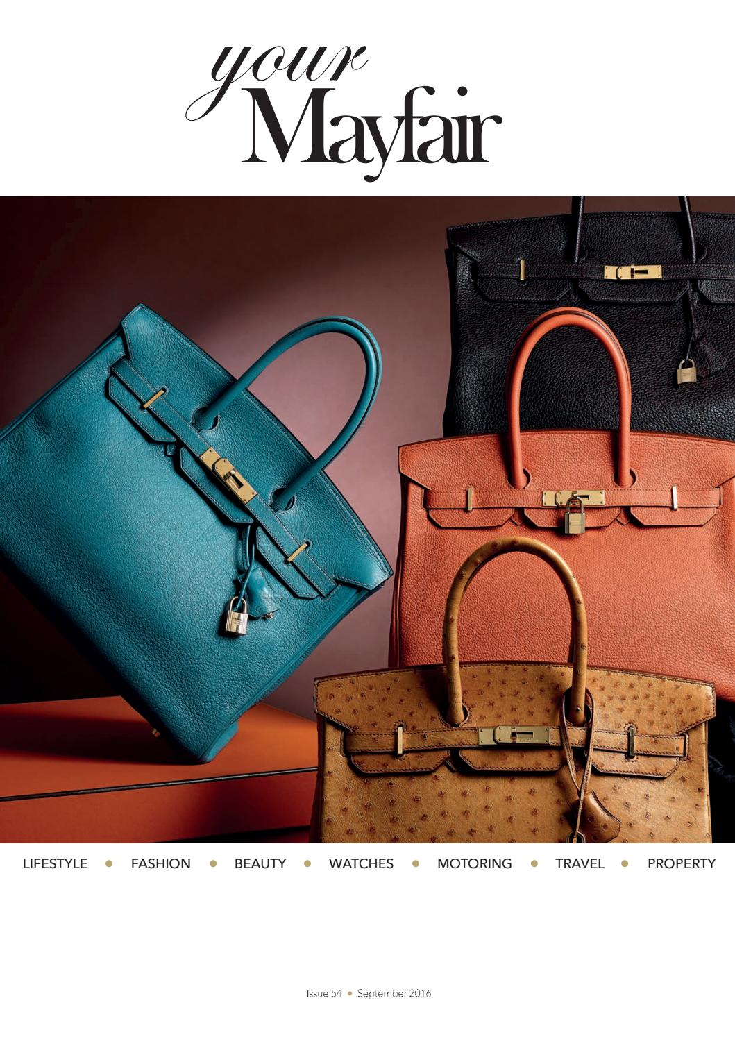 foto de Your Mayfair by Your Media London - issuu