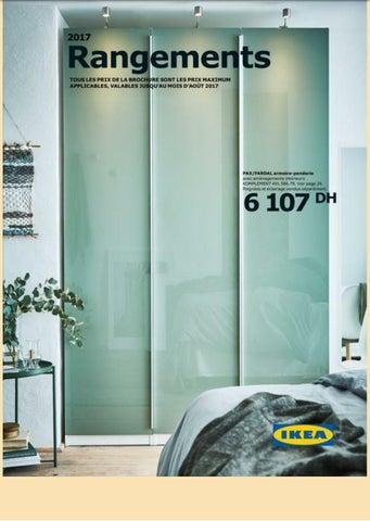 catalogue ikea maroc rangements 2017 by promodumaroc issuu. Black Bedroom Furniture Sets. Home Design Ideas