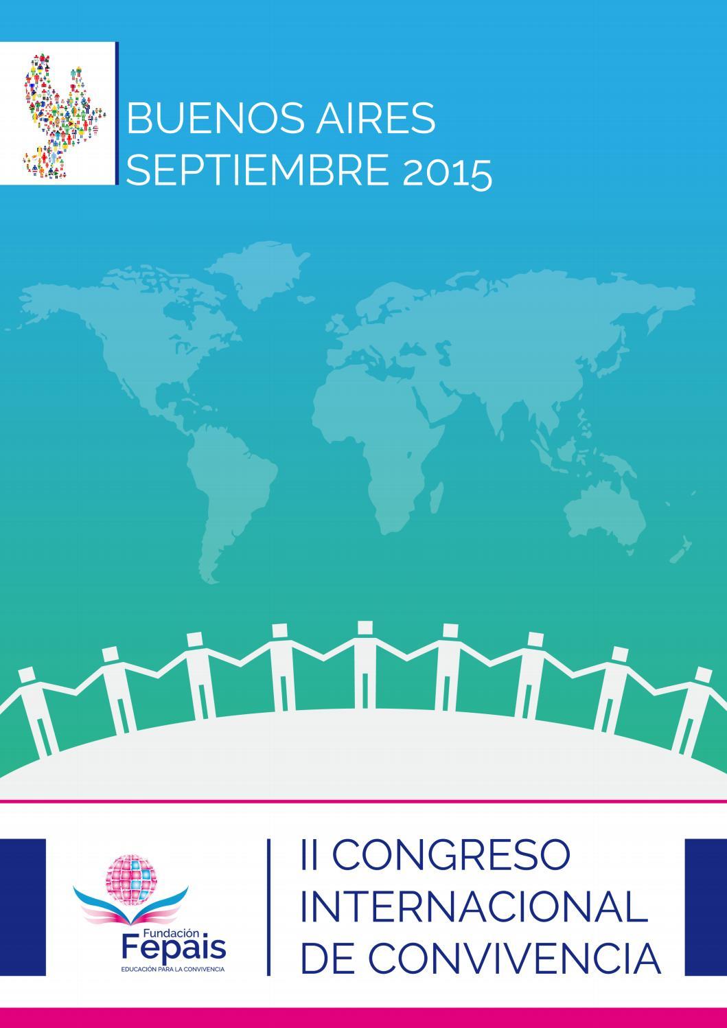 II CONGRESO INTERNACIONAL DE CONVIVENCIA by Diversidad Visual - issuu