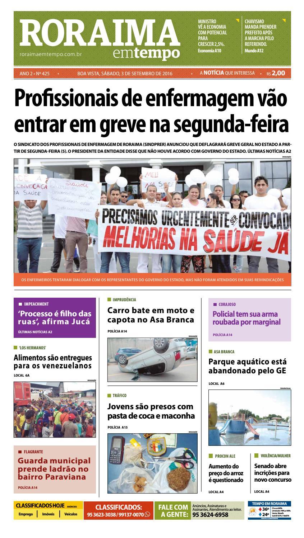 c64802c0144 Jornal roraima em tempo – edição 425 – período de visualização gratuito by  RoraimaEmTempo - issuu