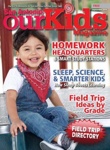 Our Kids Magazine September 2016 by Our Kids Magazine - Issuu