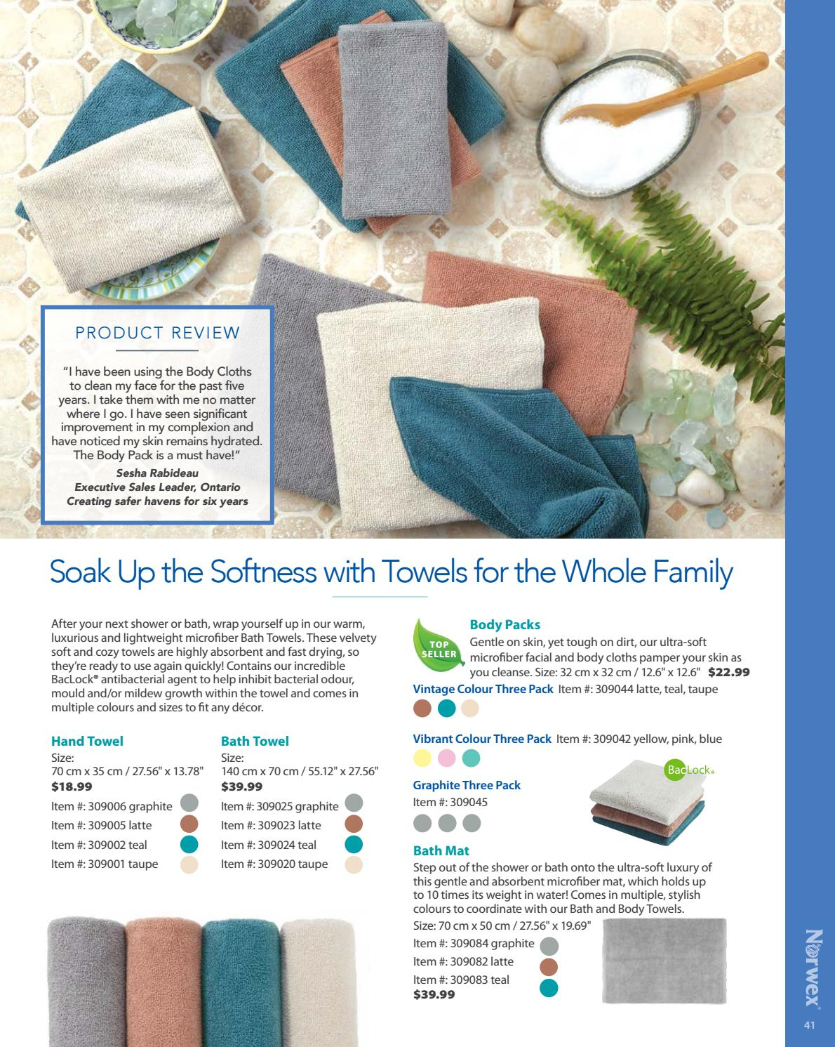 2016 Norwex Fall Catalogue By Patricia Verhelst Issuu