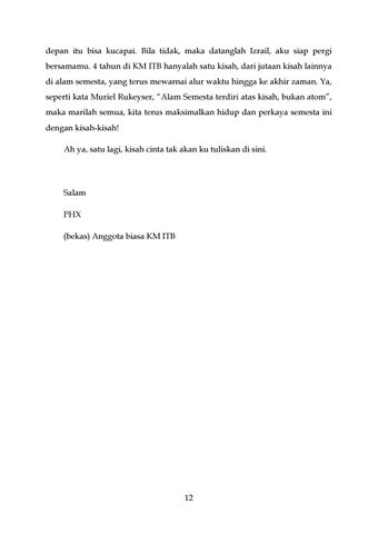 1463 Hari Anggota Km Itb By Aditya Finiarel Phoenix Issuu
