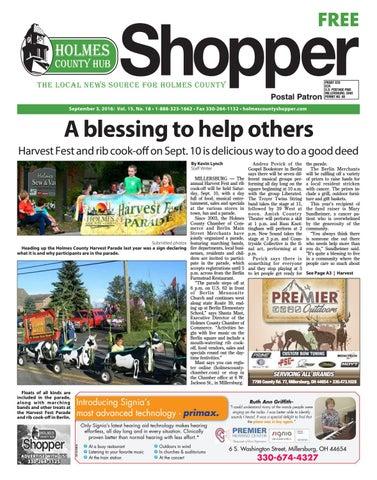 339b4d33dd1d Holmes County Hub Shopper, Sept. 3, 2016 by GateHouse Media NEO - issuu