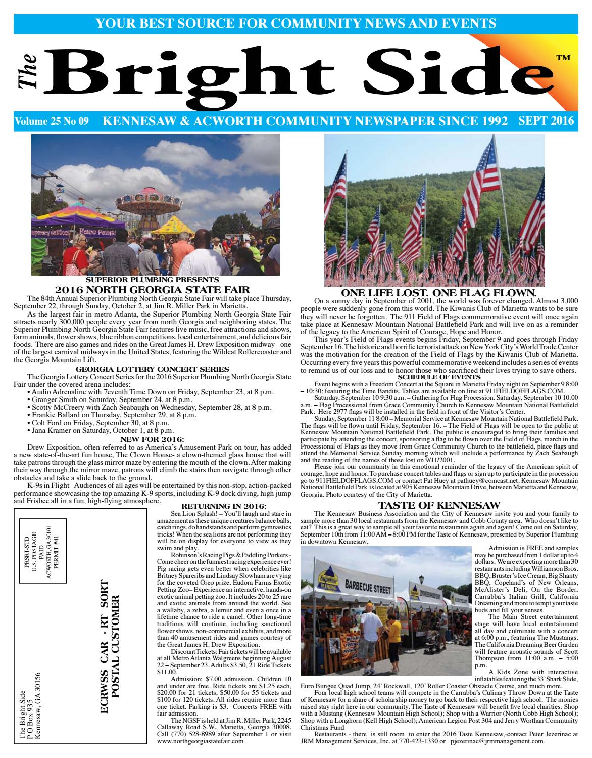 September 2016 kennesawacworth newspaper for cobb county by carol september 2016 kennesawacworth newspaper for cobb county by carol grigsby thompson publisher of the bright side community newspapers issuu 1betcityfo Images