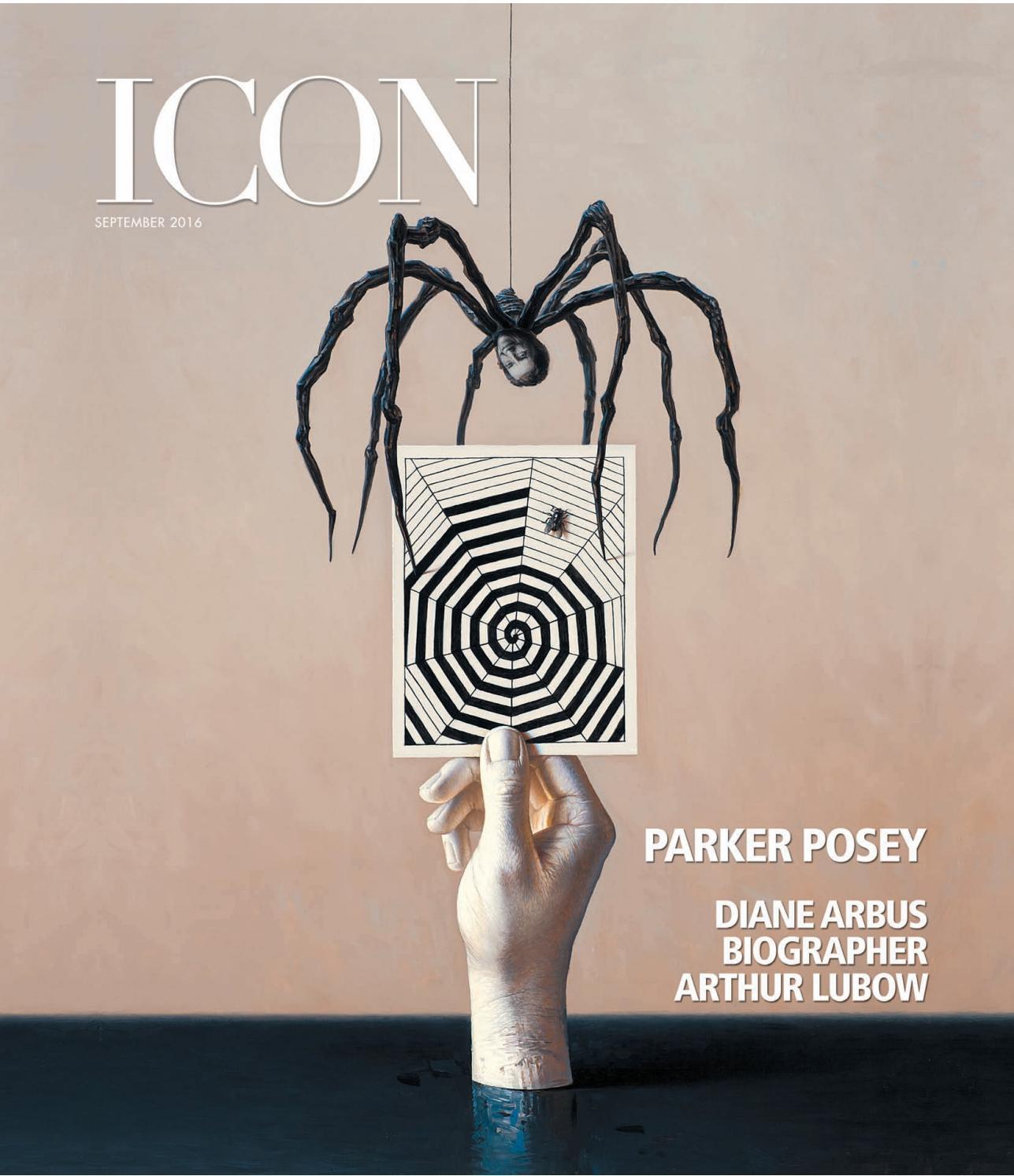 September 2016 by ICON Magazine - issuu