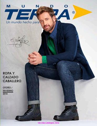 9d68e058 Zapatos Caballero Terra oi16 by Revistas En linea - issuu