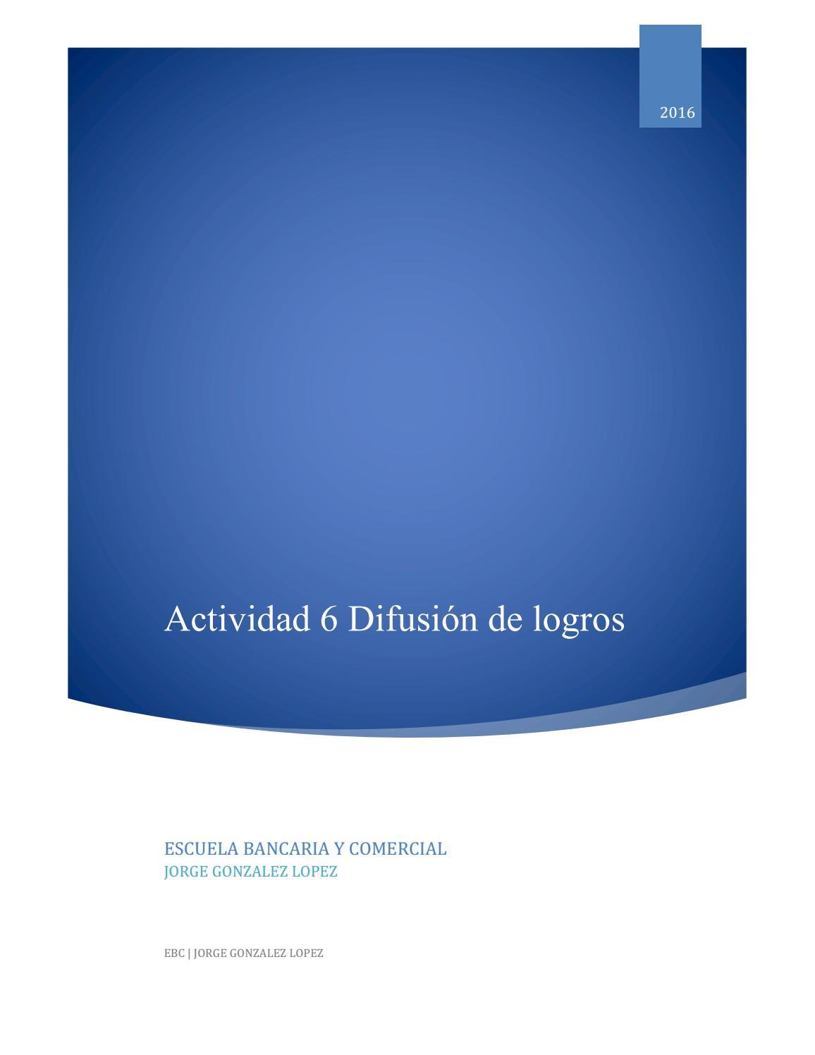 Actividad 6 by DERFASER - issuu