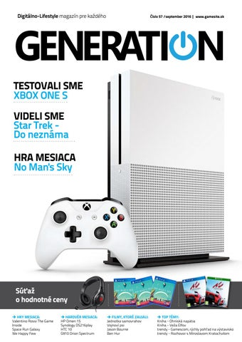 3b23a2e45 Generation magazín #057 by Generation magazine - issuu
